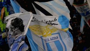 Лацио кара фашисти от агитката си да плащат глоба