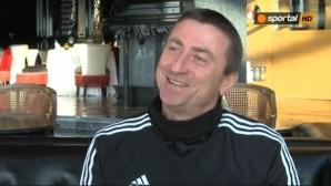 Нанков: И тази година не се очертава някой да спре Лудогорец (видео)