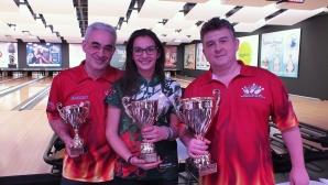 Драматичен финал определи новия шампион на Националния боулинг турнир