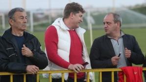 Шеф на ЦСКА-София за нощувката си в ареста: Най-голямата глупост, която се е случвала в живота ми