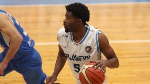 Академик Бултекс 99 продължава победната си серия в Балканската лига