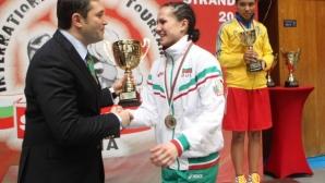 """Станимира Петрова започва днес защитата на Купа """"Странджа"""" (гледайте на живо)"""