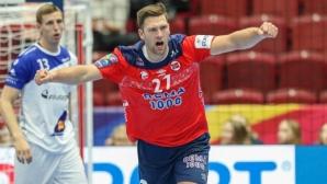 Норвегия се класира за полуфиналите на Европейското