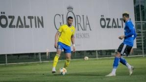 Георги Пашов подписа с клуб от Казахстан