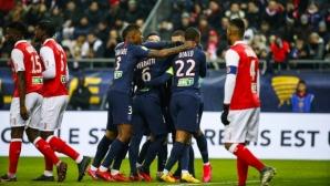ПСЖ си осигури първи финал за сезона (видео)