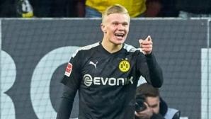 Солскяер посочи причината за проваления трансфер на Холанд в Юнайтед