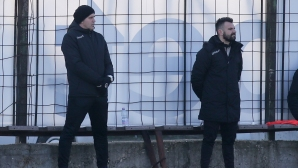 Локомотив (Пловдив) играе първа контрола в Турция