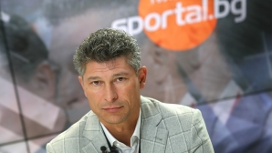 Балъков: Много съм разочарован от това, което се случи с мен в националния отбор