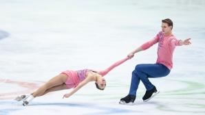 Руска доминация при спортните двойки на Eвропейското