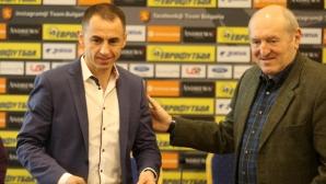 Георги Илиев: Ако стана треньор, бих искал да водя Локомотив (Пловдив)