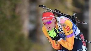 Денизе Херман спечели на 15 км от Световната купа в Поклюка