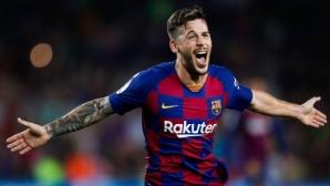 Рома договори един от големите таланти на Барса