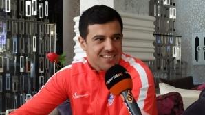 """Караджата: ЦСКА е на """"Армията"""", засега не виждам обединение - малко са шантави тези неща"""