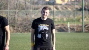 Ясно е състоянието на Неделев след удара в коляното