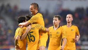 Футболният отбор на Австралия взе квота за Олимпиадата