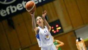 Монтана 2003 постигна първа победа в първата четворка на женското баскетболно първенство