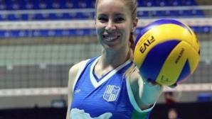 Добриана Рабаджиева: Целя се във всички титли с Минас