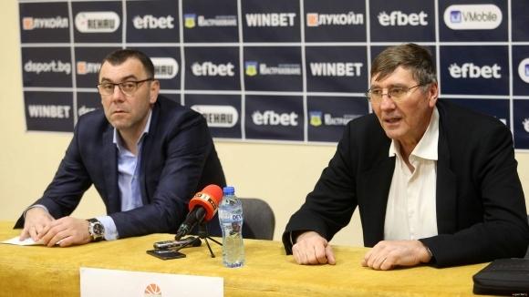 Пакетните билети за efbet Купата на България по баскетбол за мъже вече са в продажба