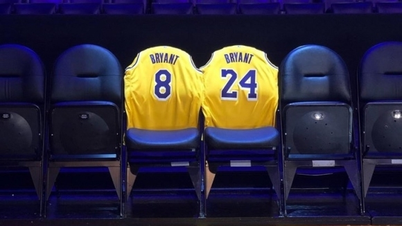 Играчи в НБА масово започнаха да сменят номерата си в знак на уважение към Коби Брайънт