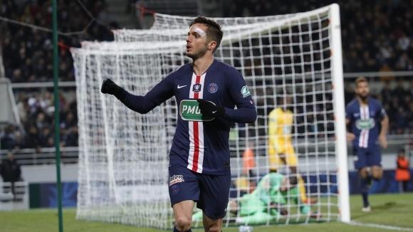 Аматьори отстраниха Лил за Купата на Франция, ПСЖ продължава напред