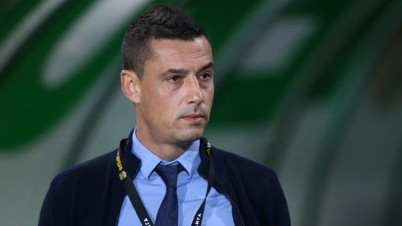 Томаш: Искам да бъда шампион и като треньор