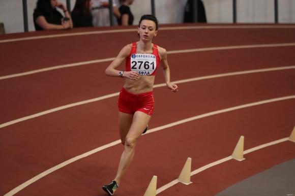 Милица Мирчева с безапелационна победа на 3000 метра