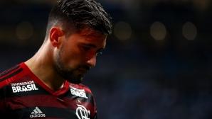 Арсенал провали трансфера, оплакаха се от Фламенго