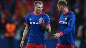 Братята Березуцкий се завърнаха в ЦСКА (М)