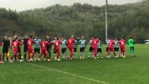 Черно море надви тима на Шенсой, Курьор с два гола