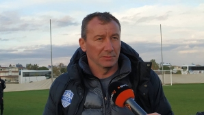Стамен Белчев: Поне вече знам на кои футболисти мога да разчитам (видео)