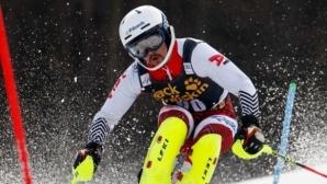 Алберт Попов за пети път ще кара втори манш в слалом от СК през сезона