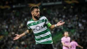 Португалско издание твърди, че Фернандеш отива в Манчестър Юнайтед