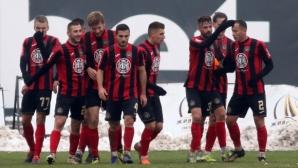 Локомотив (София) завърши наравно със сърби