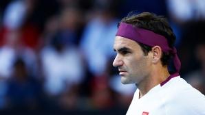 Федерер бе глобен с 3000 долара