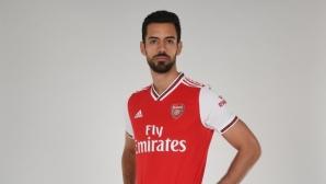 Арсенал привлече испански защитник