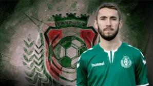 Юноша на Левски ще играе в Янтра (Габрово)