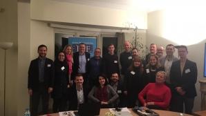 Първа партньорска среща по проект DU MOTION се проведе в Брюксел