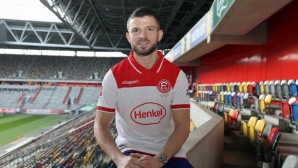 Национал на Косово ще играе за Фортуна (Дюселдорф)