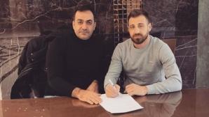 Официално: Бодуров подписа с азиатски гранд (снимки)