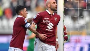 Интер преговаря с Торино, след като не останаха други варианти