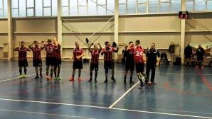 Страхотната победна серия на Локомотив Варна приключи