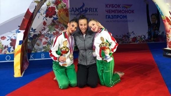 Четири сребърни и един бронзов медал за нашите девойки в Москва