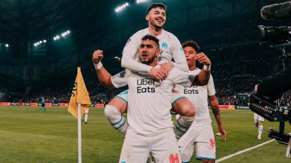 Димитри Пайе донесе победа на Марсилия срещу последния