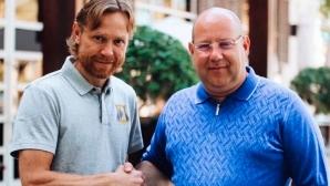 Треньорът на Попето в Ростов поднови за пет години