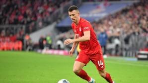 Ценен за баварците играч с тежка контузия на тренировка