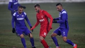 Венцислав Христов ще продължи кариерата си в Румъния