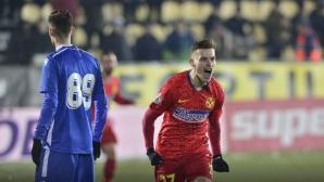 ФКСБ не сбърка срещу тима на Митрев (видео)