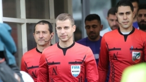 Стефан Апостолов ще пропусне почти целия пролетен полусезон в efbet Лига