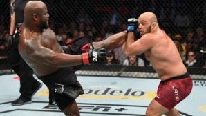 Дерек Люис пушил редовно марихуана в седмицата на UFC 247