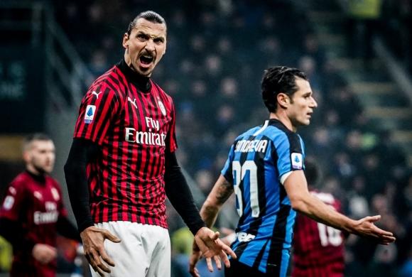 Ибрахимович: Милан спря да играе, очаквах повече от Интер